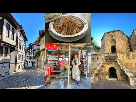 Turkey's Countryside Local People Food & History In Kastamonu S2 - E8