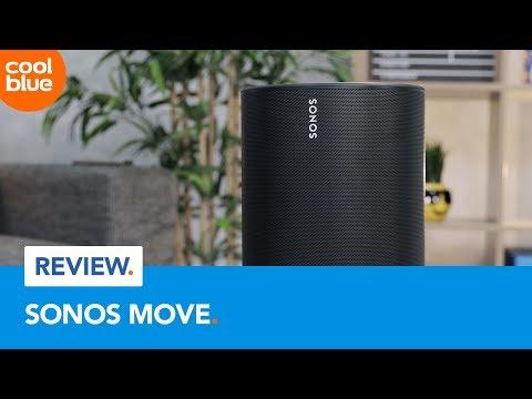 Sonos Move - Review 'De eerste Sonos speaker met bluetooth'