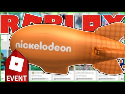 How To Get The Blimp Trophy Roblox Nickelodeon Kids Choice
