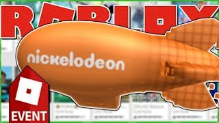 HOW TO GET THE BLIMP TROPHY!! (ROBLOX NICKELODEON KIDS' CHOICE AWARDS EVENT