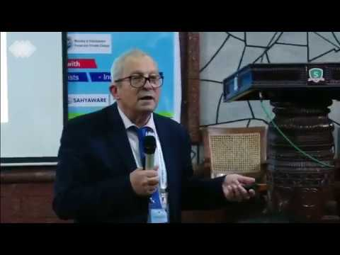 "Sahyadri Conclave: ""The ICT revolution- IOT"" by  Prof. Joseph Sifakis Part 3"