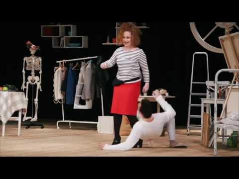 Спектакль «Осторожно, женщины!» в ЦДКЖ