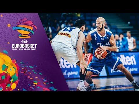 Ευρωμπάσκετ 2017: Δείτε σε video τα highlights Ισλανδία-Ελλάδα 61-90 και την συνέντευξη τύπου μετά τον αγώνα