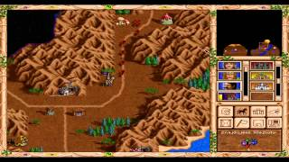 Stare gry: Zagrajmy w Heroes of Might and Magic 2 - Początek ostatniej misji  [#17]