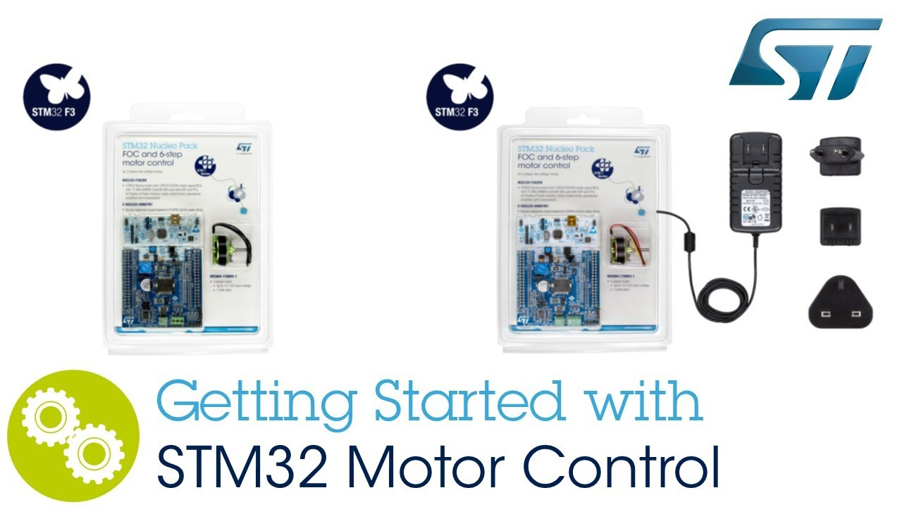 Stm32 motor control – STM32 for Motor Control - Where to buy