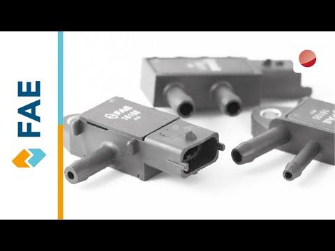 video instr  FAE Exhaust Gas Pressure Sensor JP