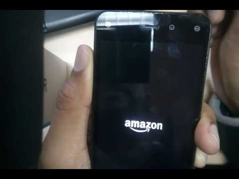 How to fix Crashing System Apps on your Amazon Fire Phone
