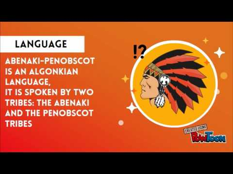 The Abenaki Tribe Facts