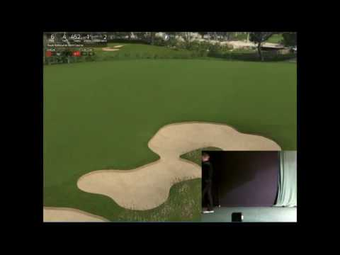 Top 100 Golf Courses in the World - #7 Royal Melbourne (West) played on SkyTrak