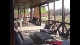 Мягкие окна для террасы.(Это видео мы сняли специально для наших клиентов. Здесь изделие уже установлено, что помогает определеннее..., 2015-11-15T17:18:08.000Z)