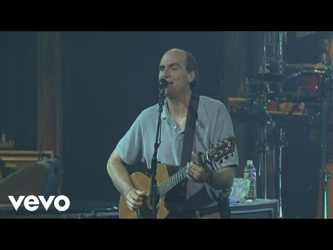 James Taylor - Your Smiling Face (from Pull Over)