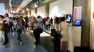 Ricardo Mbarkho - Connected @ X-perimental Art Exhibition Iii. 19 May 2014 -  - ريكاردو مبارخو