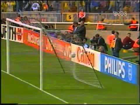 Parma Anversa finale coppa coppe 1993