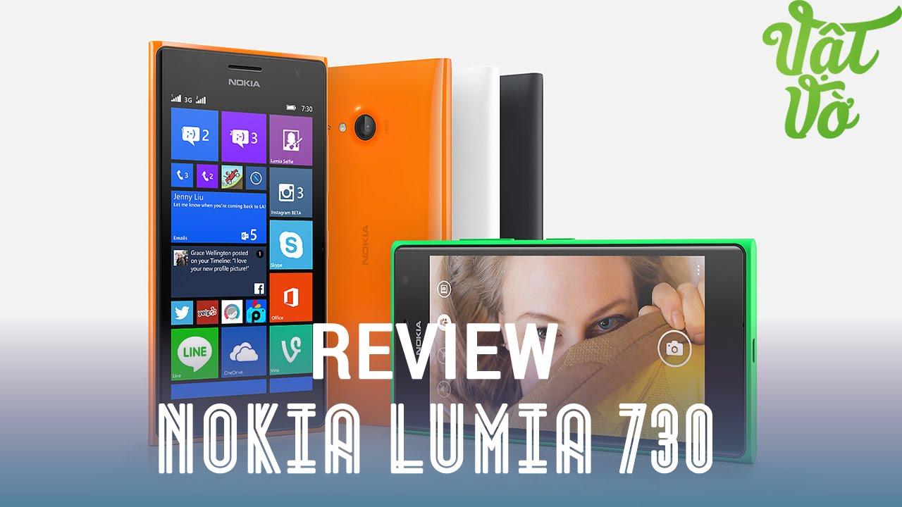 [Review dạo] Đánh giá Nokia Lumia 730 - Camera tốt, màn hình đẹp, hiệu năng tuyệt vời