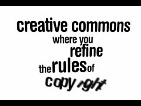 Creative Commons Final Project