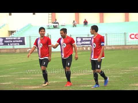 Muvanlai Athletics vs Zeliangrong Football Club: Tamchon Football match 2017