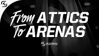 SK Gaming  -  From Attics To Arenas