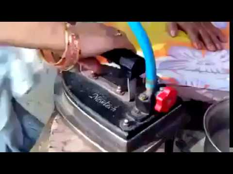 Gas Iron/ Laundry Amazing technology in india