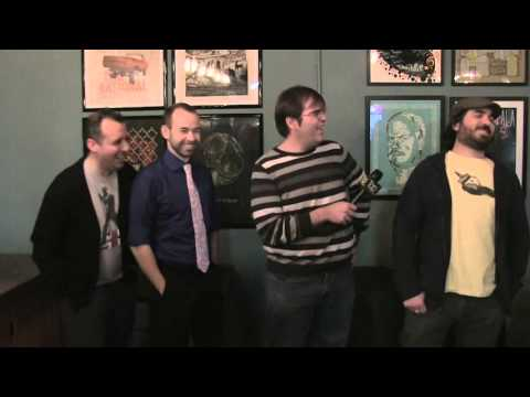 Exclusive Video: Interview with Impractical Jokers - YouTube