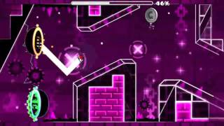 Geometry Dash - Lust (3 Coins) (Very Easy Demon) - by Frostbolt