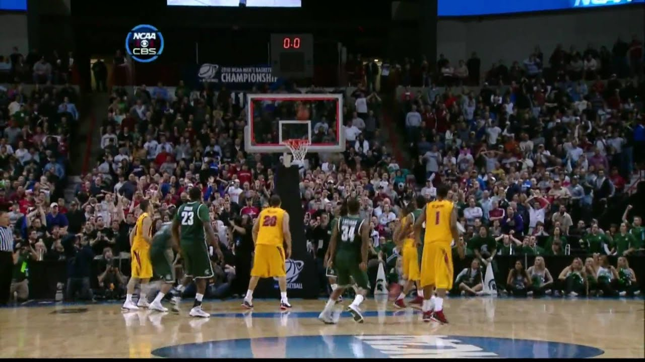 Korie Lucious Game Winning Buzzer Beater vs Maryland - YouTube