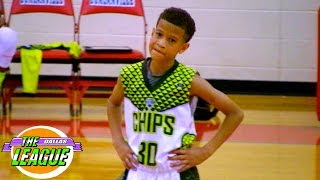 Steph Curry Jr aka Camron Amboree goes off in Dallas - THE LEAGUE/Hype Sports