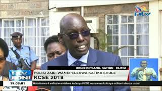 Watahiniwa watatu washtakiwa Garissa dhidi ya udanganyifu wa KCSE