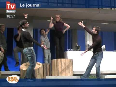 Tours : Mireille Larroche, metteur en scènede YouTube · Durée:  2 minutes 27 secondes