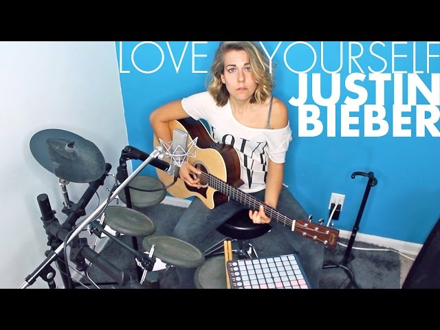 Love Yourself - Justin Bieber (Ali Spagnola cover)