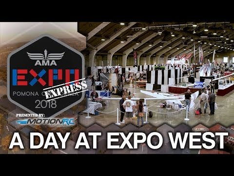 A Day at Expo West Pomona 2018