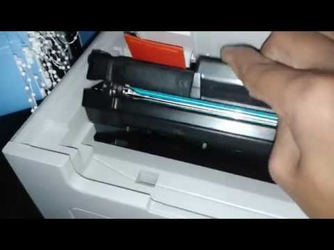 Paper Jam Samsung SCX 3400