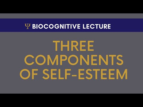 Three Components of Self-Esteem with Dr. Mario Martinez