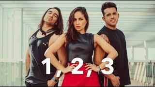 1, 2, 3 - Sofia Reyes  feat Jason Derulo & De La Ghetto | COREOGRAFIA Video