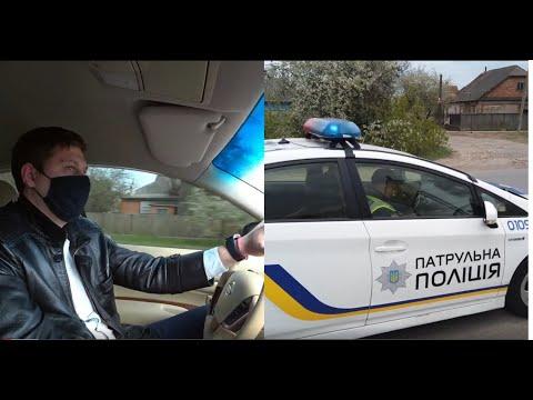 Габаритно-весовой контроль полиция.