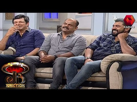 JB Junction : Nivin Pauly, Roshan Andrews & Sanjay About Kayamkulam Kochunni | 18th October 2018