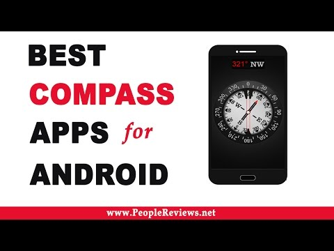 Best Compass Apps For Android - Top 10 List