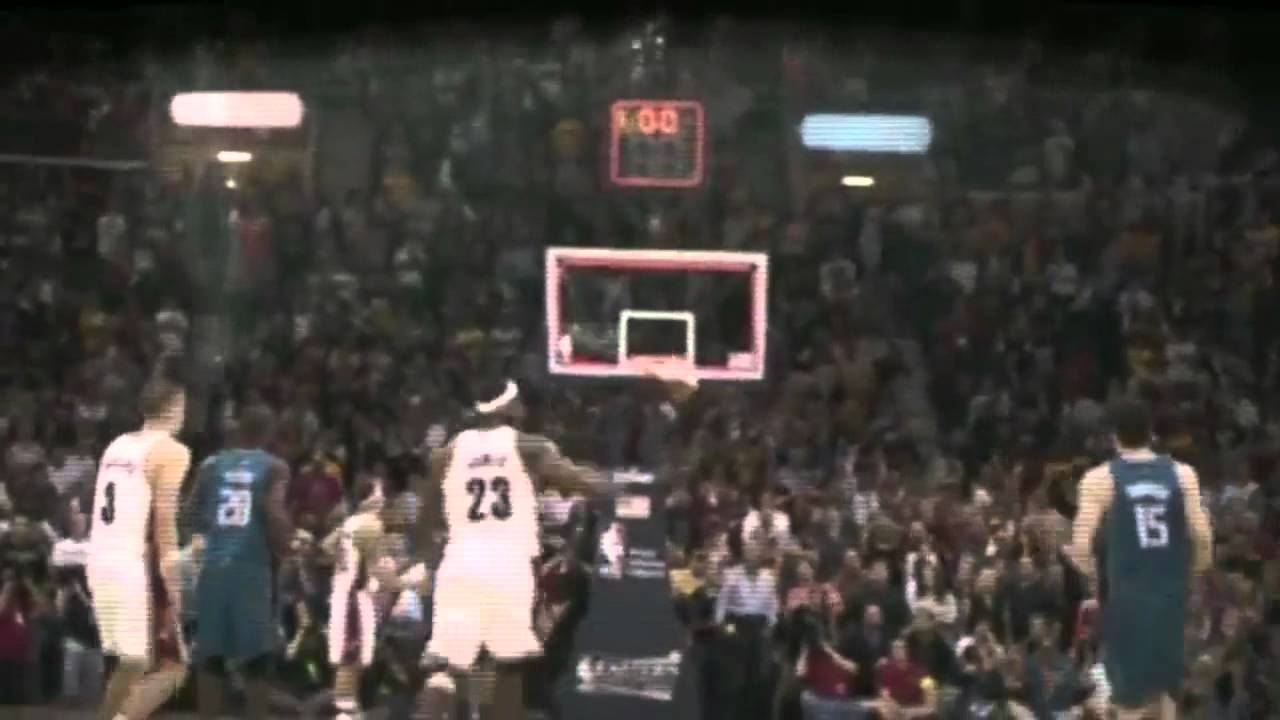 quality design a8f77 d35e9 LeBron James Nike Championship Commercial (2012 NBA FINALS)  HD