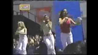 No Secrets - Kids In America - Live Kids Choice Awards 2002