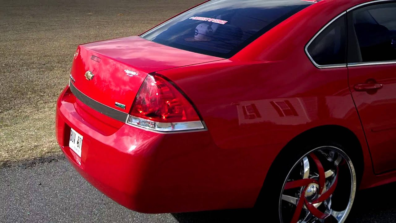 2010 Chevy Impala Lt 22 Youtube