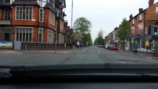 Repeat youtube video Easter Sunday West Didsbury part 1
