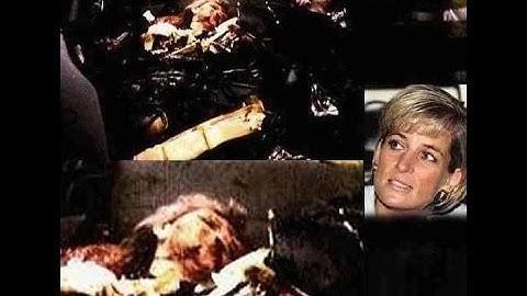 Prinsessa Dianan Kuolema