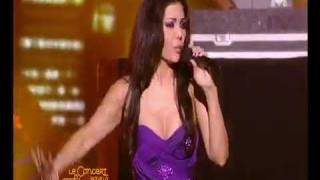 Haifa Wehbe I Will Survive Concert هيفاء وهبي قادره أعيش  (MP3 DOWNLOAD)