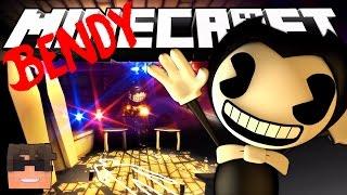 Minecraft BENDY Cops N Robbers! (Minecraft Cops N Robbers Roleplay)