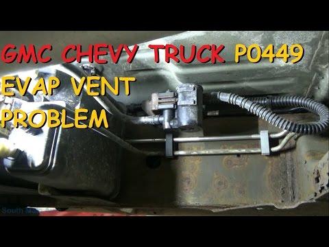 P0449 P0446 08-13 Silverado Vent Solenoid Replaced | FunnyDog.TV
