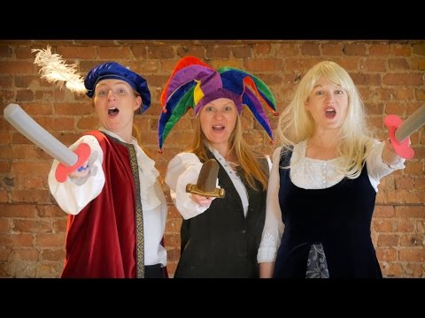 TRAILER - The Complete Works of William Shakespeare (Abridged)