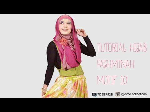 télécharger tutoriel vidéo jilbab pashmina pesta