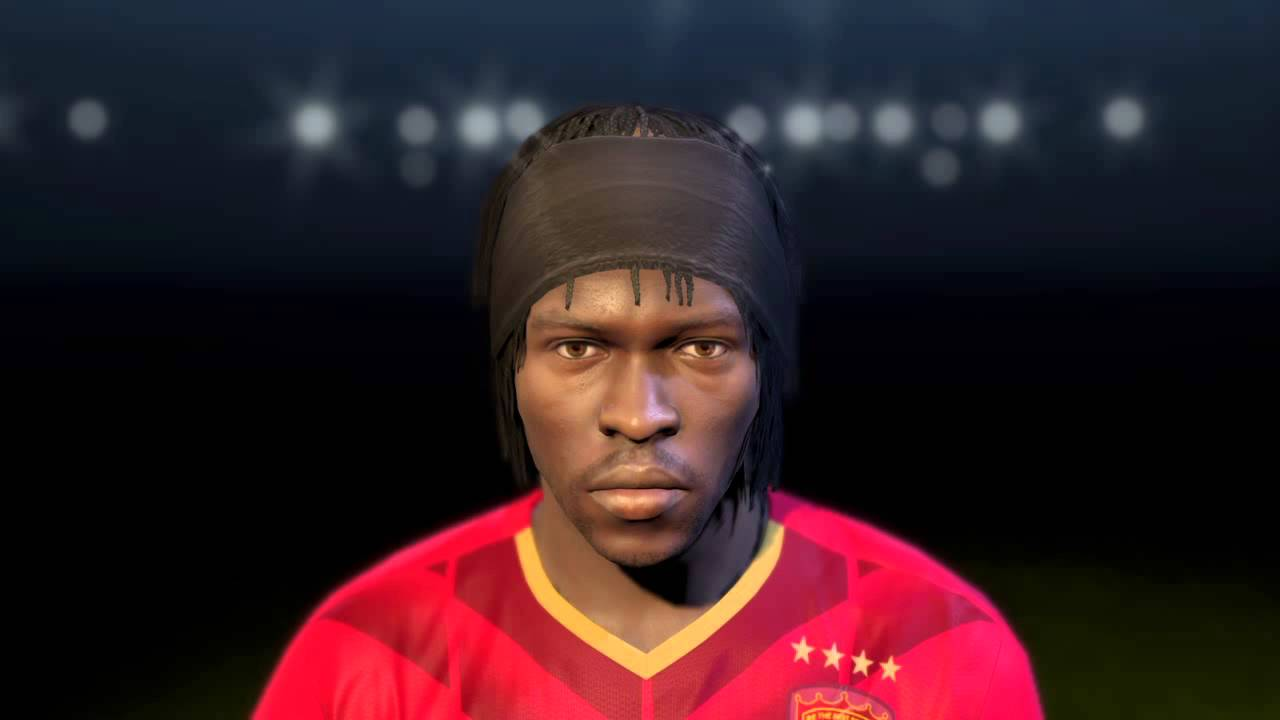 Pes 2016 My Club empresário All Stars Gervinho s³ bola