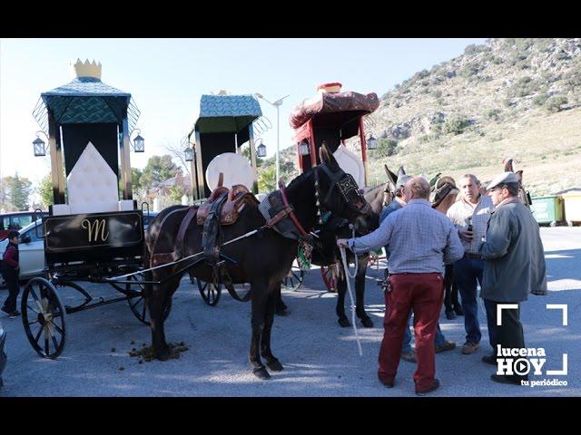 Vídeo: Presentación de los nuevos carruajes de los Reyes Magos del Cristo Marroquí