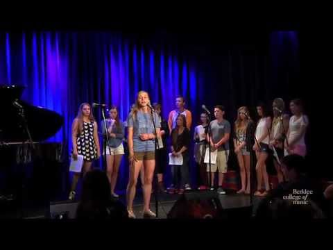 Berklee Summer Programs: Vocal Summit