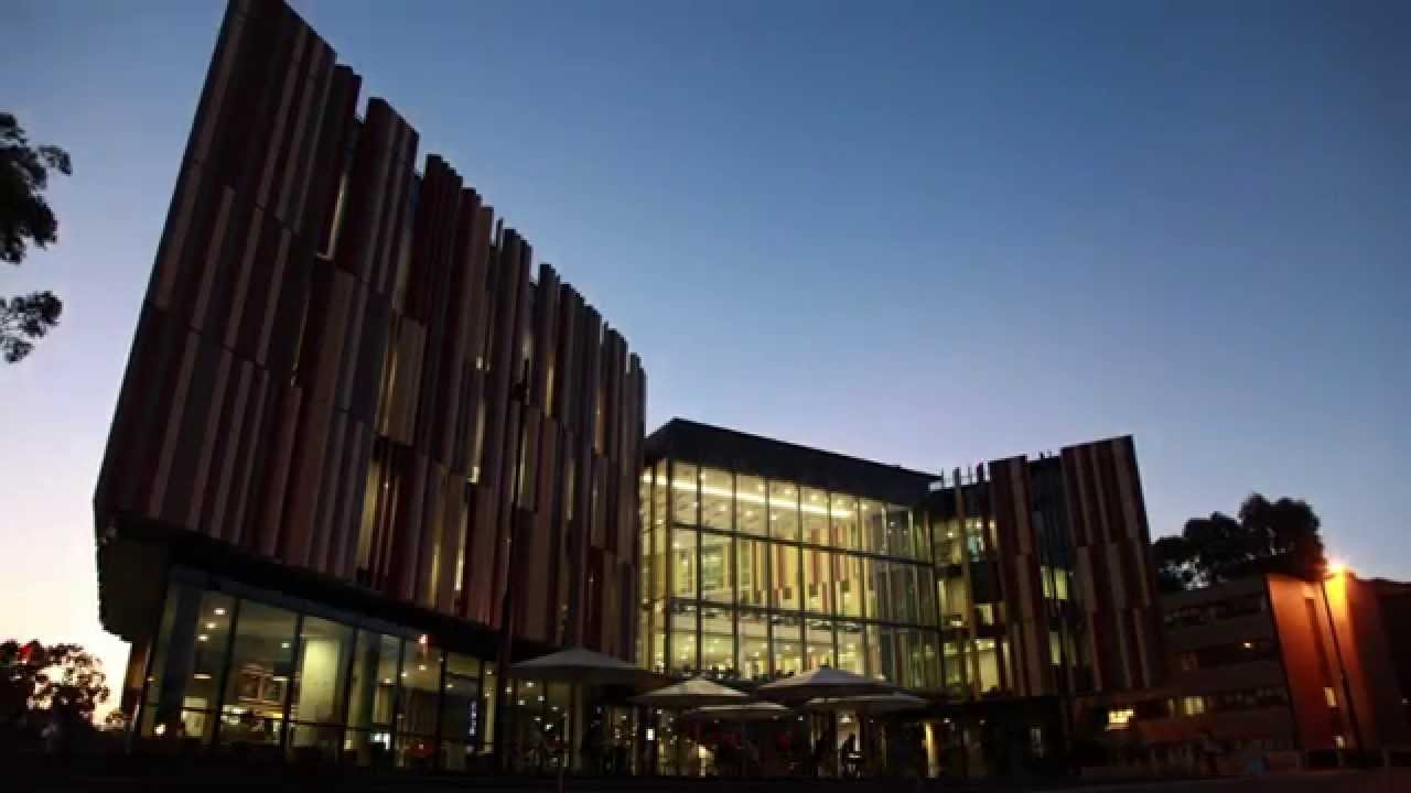 Macquarie University Campus Tour Youtube